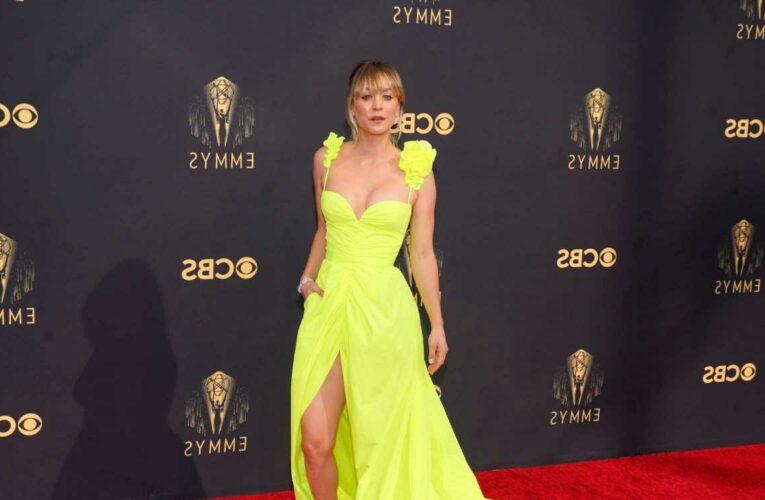 Stars on the 2021 Primetime Emmys red carpet