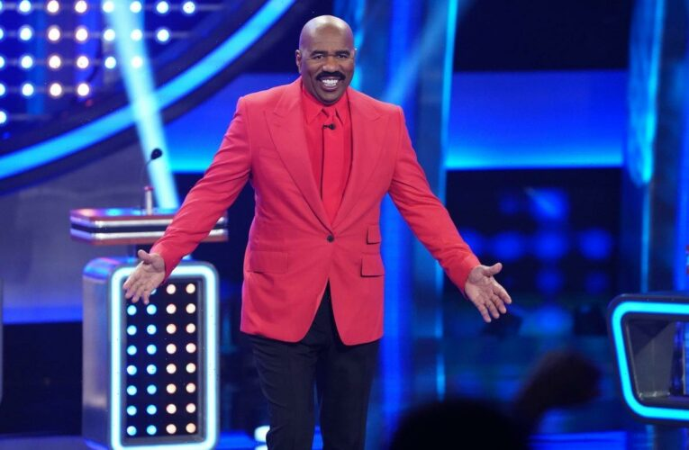 Steve Harvey Trolled the Teacher Who Didn't Believe in Him By Sending Her a TV Every Year