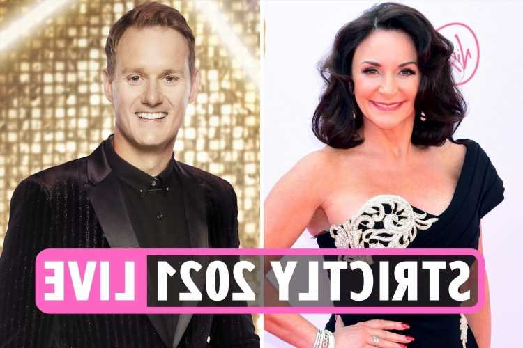 Strictly Come Dancing 2021 launch LIVE: Shirley Ballas returns TONIGHT as Dan Walker, Till Ramsay & celebs partner-up