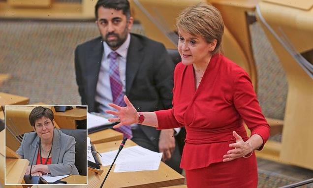 Sturgeon heckled by Tory after saying all are welcome in Scotland
