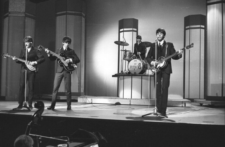 The Beatles' Ringo Starr Would Watch 'John [Lennon]'s A**' to Keep Time When He Couldn't Hear Over Screaming Fans