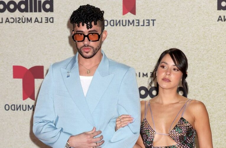 The Few Glimpses Bad Bunny and Gabriela Berlingeri Have Given Us of Their Cute Romance