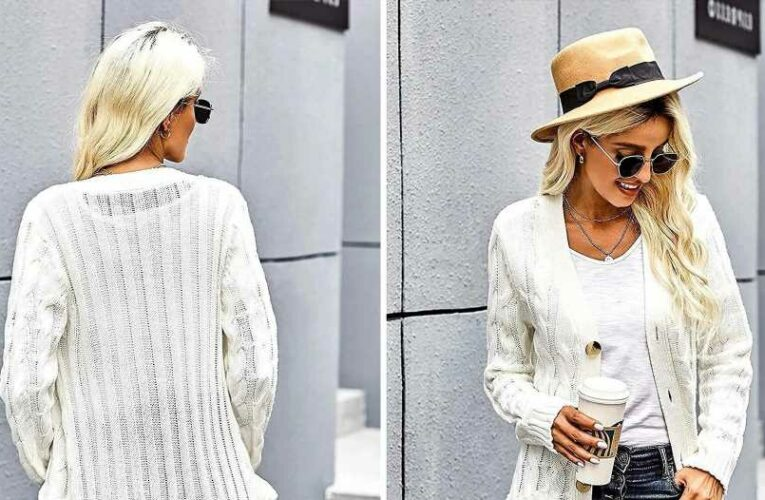 This Wildly Popular Cardigan Is Bound to Become Your New Favorite