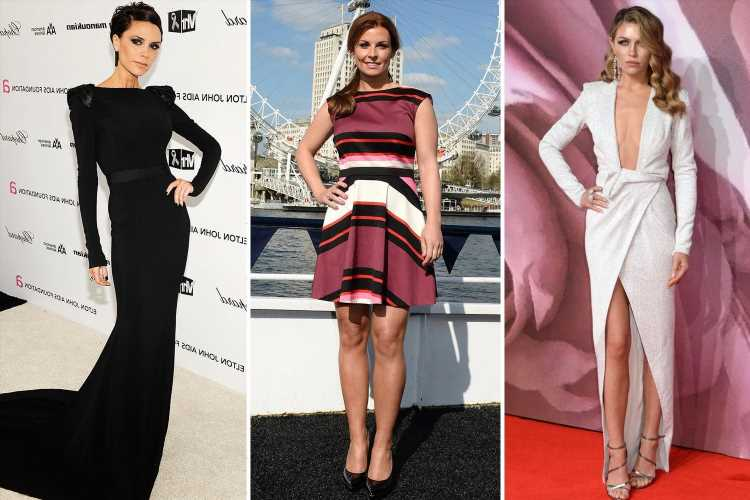 Top 10 most successful football Wags revealed with Victoria Beckham second and Coleen Rooney higher than Rebekah Vardy