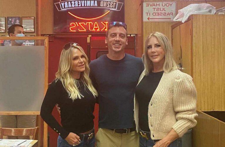 Vicki Gunvalson seemingly avoids NYC indoor dining vaccine mandate
