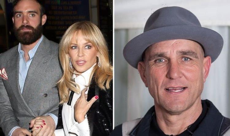 Vinnie Jones warned Kylie Minogue about 'b*****d' ex Joshua Sasse: 'Rabbit in headlights'