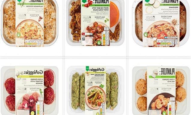 Waitrose launches its largest ever vegan and vegetarian range