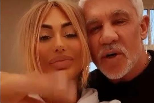 Wayne Lineker posts birthday tribute to Chloe Ferry – and calls her 'the most beautiful girl in the world'