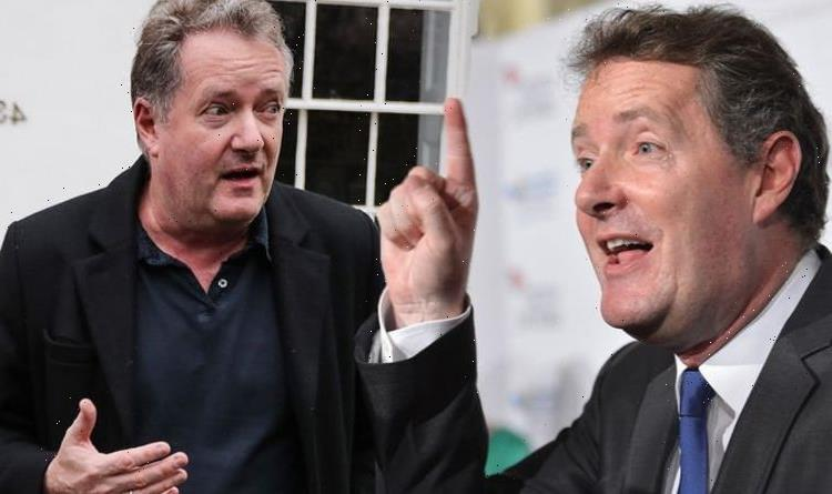 'We're becoming weak and over sensitive' Piers Morgan rages at NHS 'fat-shaming' training