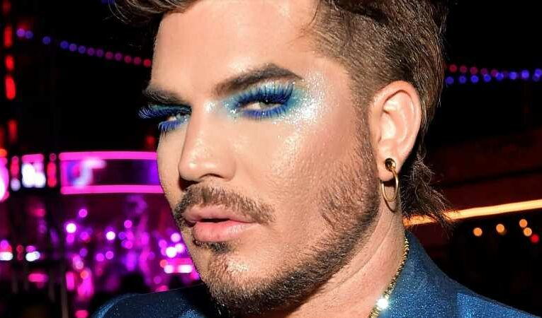 What Adam Lambert Really Looks Like Underneath All That Makeup