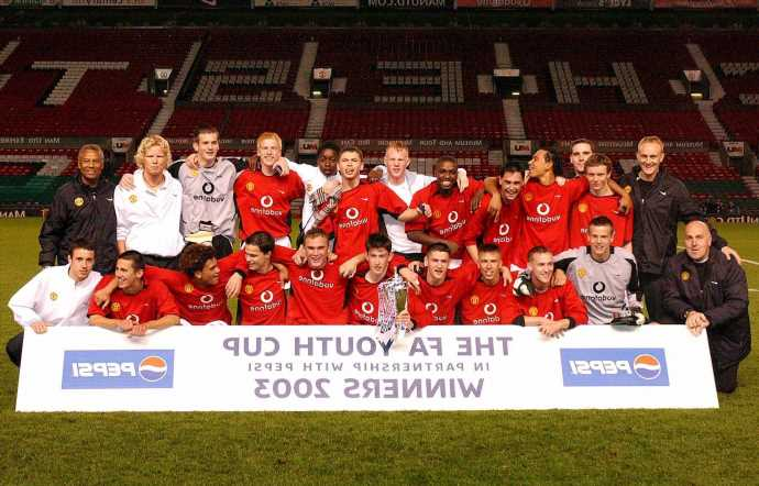 What happened to Man Utd's 2003 invincible youth team including Chris Eagles, Lee Lawrence and Luke Steele