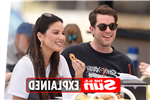 When did John Mulaney and Olivia Munn start dating?