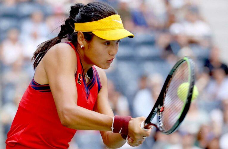 When is Emma Raducanu's next US Open match? Live stream FREE, TV channel & UK start time
