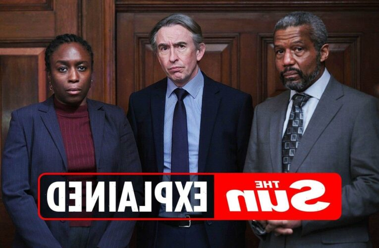 Where is ITV drama Stephen filmed? London filming locations revealed