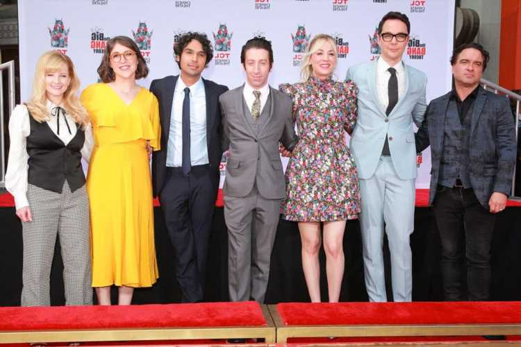 Where the cast of The Big Bang Theory are now: From real life scientist to shock divorce
