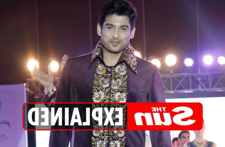 Who was Sidharth Shukla and what was his cause of death?
