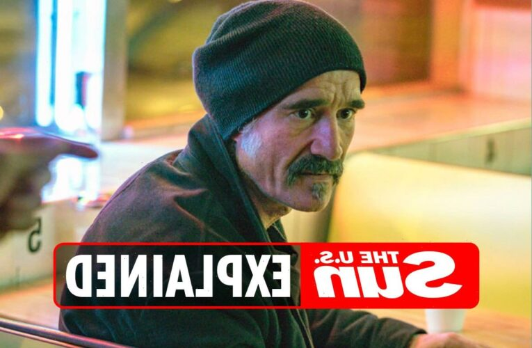 Why did Alvin Olinsky leave Chicago PD?
