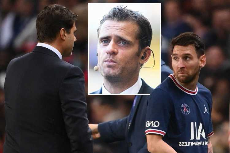 'Crazy' Pochettino made 'serious mistake' hauling Messi off against Lyon, blasts ex-PSG star Rothen
