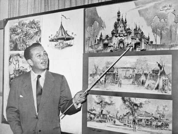 'Halloween Kills' Director David Gordon Green Is Making a Movie About Walt Disney's Creation of Disneyland