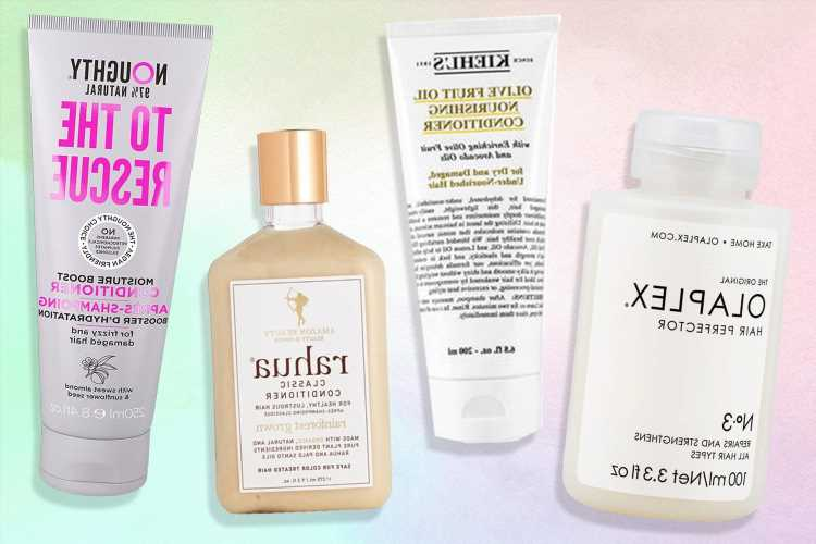 12 Best Conditioners For Bleached Hair 2021   The Sun UK