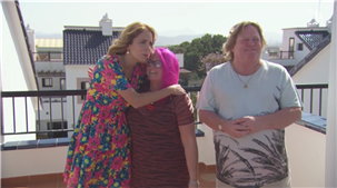 A Place in the Sun guest breaks down in tears during viewing as Jasmine Harman quickly consoles her