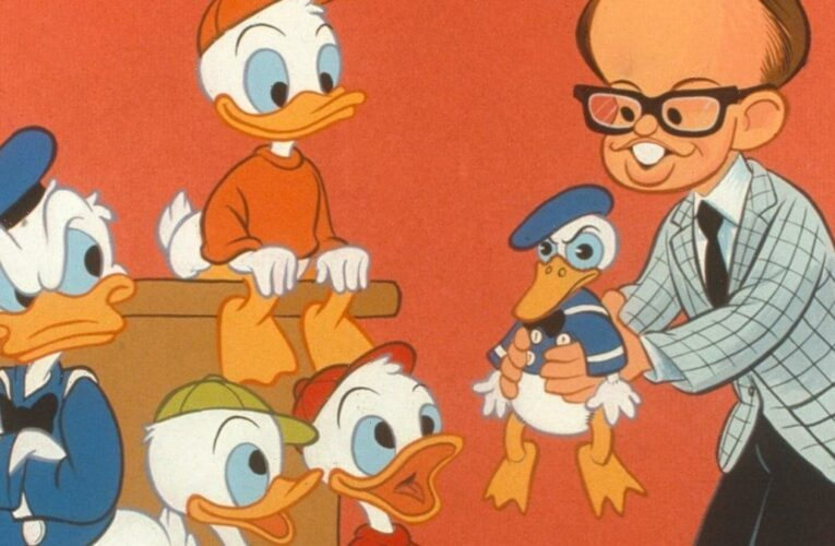 Adventure Thru the Walt Disney Archives Heads to Disney+