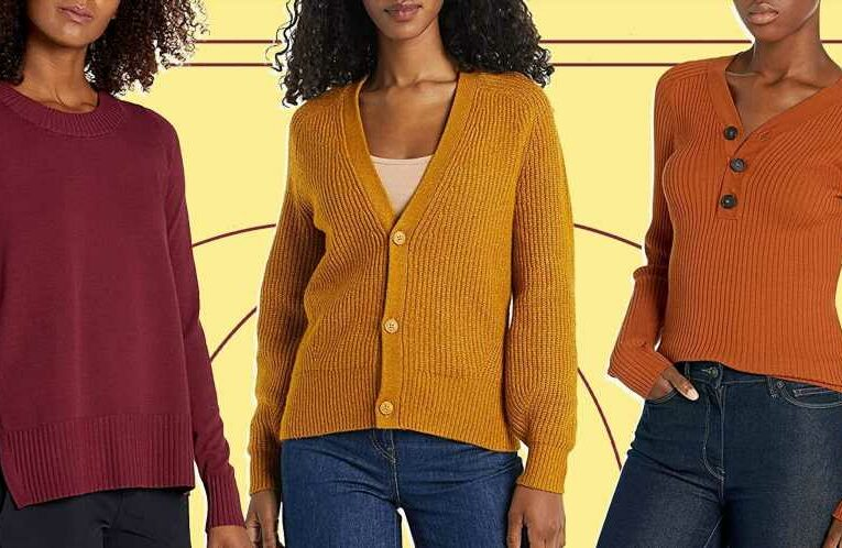 Amazon Secretly Launched a Fall Sweater Sale, and We Found the 8 Best Options for $30 or Less