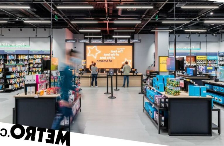 Amazon opening its first '4-star' physical store in the UK