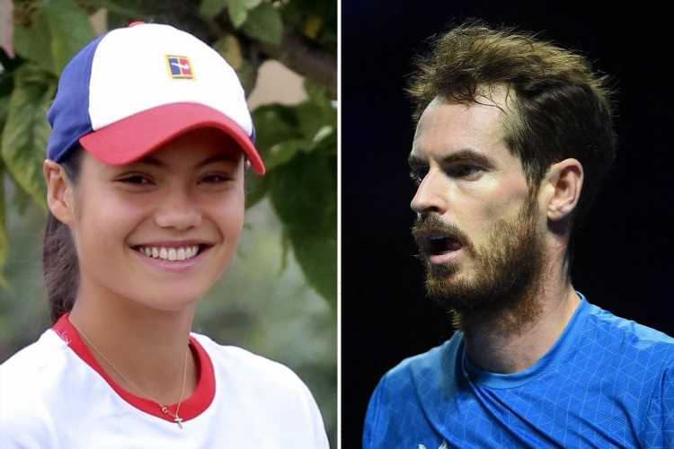 Andy Murray could coach Emma Raducanu with stars set to launch a trophy charge at Indian Wells following wildcards