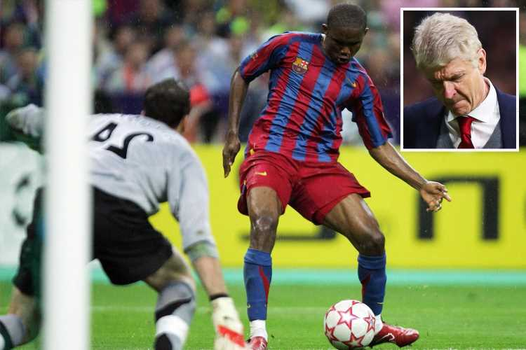 Arsene Wenger says VAR would have changed Arsenal history with Barcelona's 2006 Champions League final goal offside – The Sun