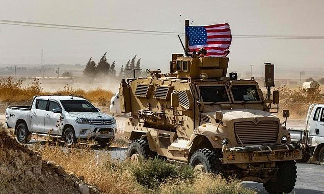 Attack hits Syria base that houses US troops