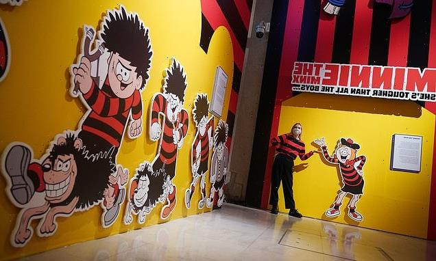 CRAIG BROWN: The Beano has gone PC.. 8 things you didn't know about it