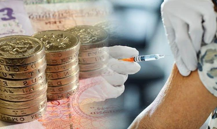 Cash for jabs? How £17 Covid vaccine incentive could tempt MILLIONS of Brits