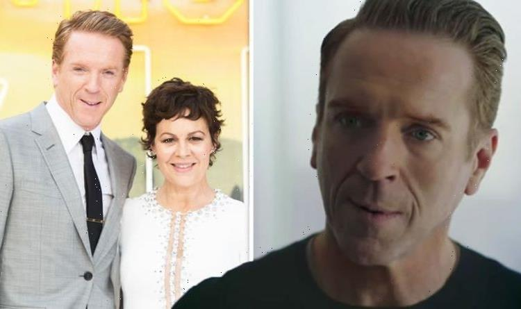 Damian Lewis quits TV series after wife Helen McCrory's death 'I'll miss you all'