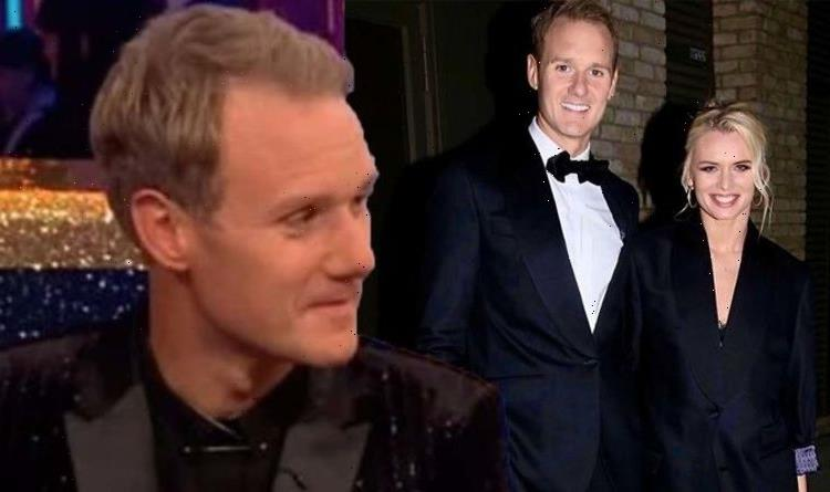 Dan Walker admits I dont know how to respond over Strictly partner Nadiyas moving post