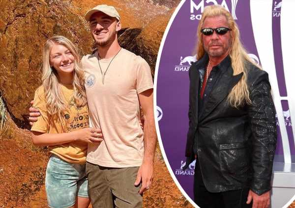 Dog The Bounty Hunter Leaves Brian Laundrie Hunt After 'Injuring His Ankle'