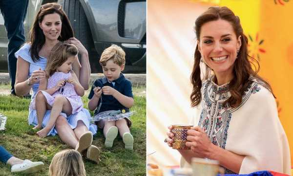 Duchess Kate and her children's healthy breakfast choices revealed