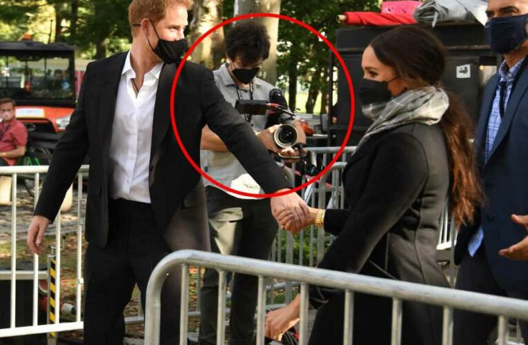 Eagle-eyed royal fans have spotted a big clue Prince Harry and Meghan Markle are preparing a big social media comeback