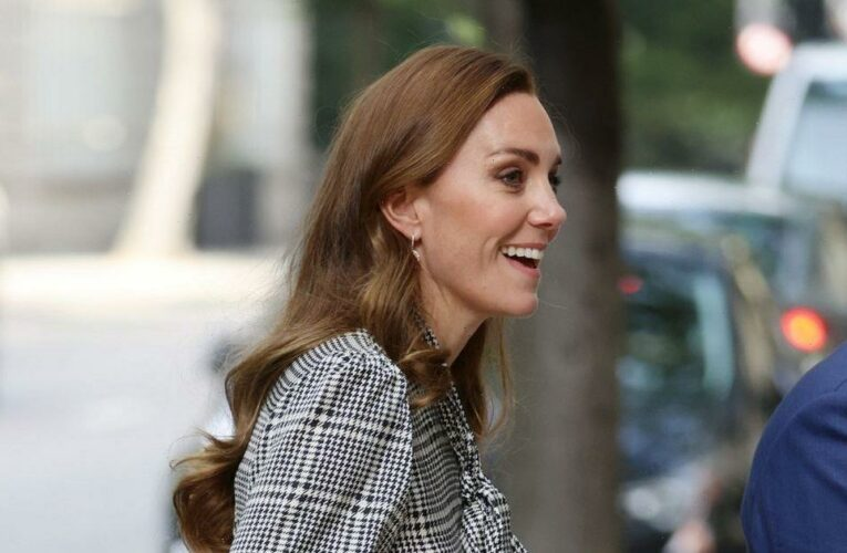 Eight times Kate Middleton showed her thrifty side in recycled outfits