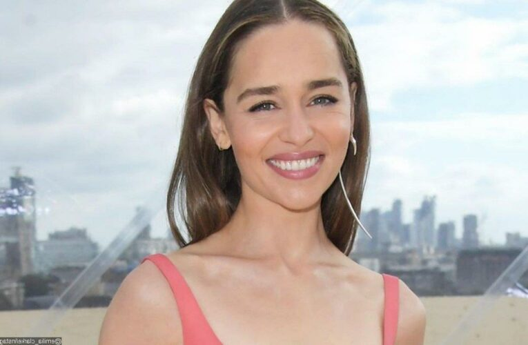 Emilia Clarke Inspired to Do More of Seizing the Moment Due to COVID Pandemic