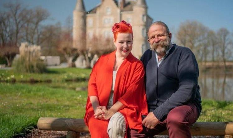 Escape to the Chateau: Why are Dick Strawbridge and Angel Adoree returning to the UK?