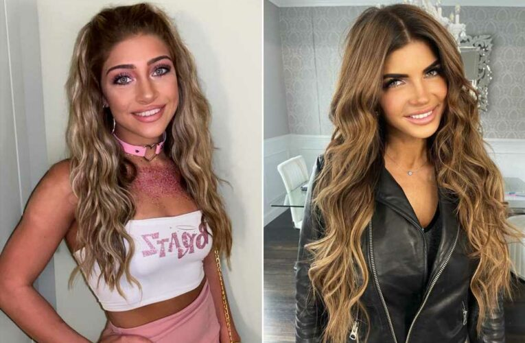 Fans think Teresa Giudice looks like her daughter in 'fresh' fall photo