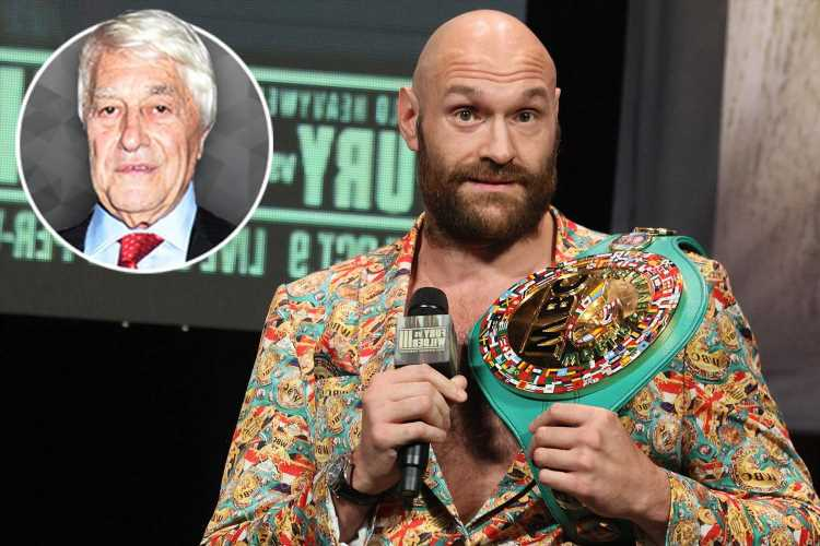 Fury exposed Wilder as a crude banger and an easy target to hit last time… expect him to pick up where he left off