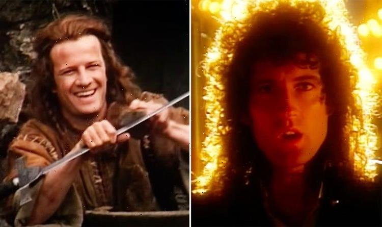 Highlander Queen songs 'opened a floodgate' for Brian May'dealing with various tragedies'