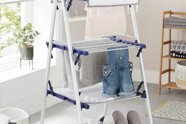 How much does it cost to run a heated clothes airer?