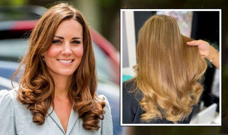 I got hair like Kate Middleton – 'Supernatural' hair extensions to look like the Duchess