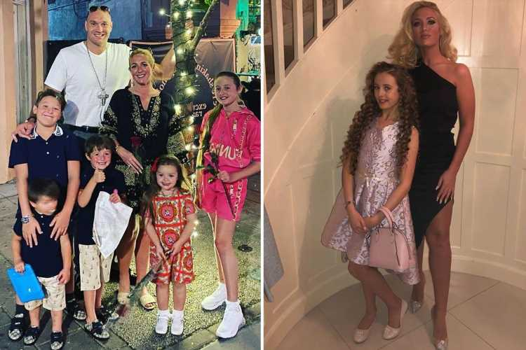 I was happy for my daughter to leave school at 11 – Tyson wanted her to stay but it's the traveller way, says Paris Fury