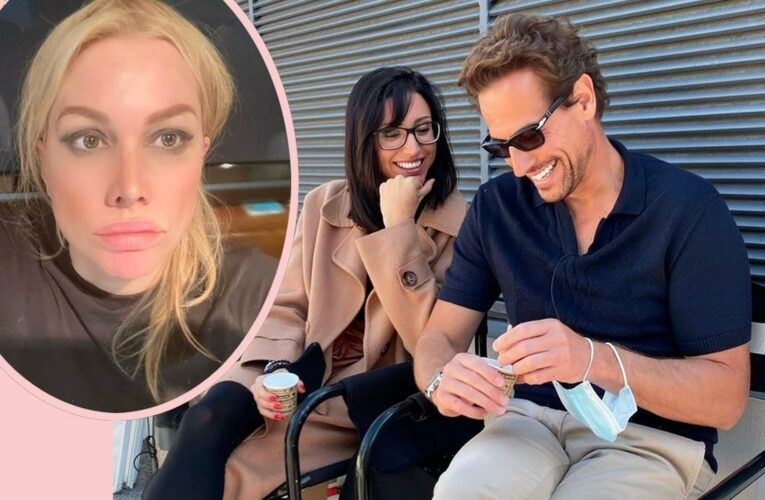 Ioan Gruffudd Finally Reveals Much Younger Girlfriend & Alice Evans Accuses Him Of Cheating On Her For YEARS