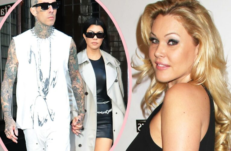 Is This Shanna Moakler's Shady Response To Travis Barker Blasting Over Her Tattoo?