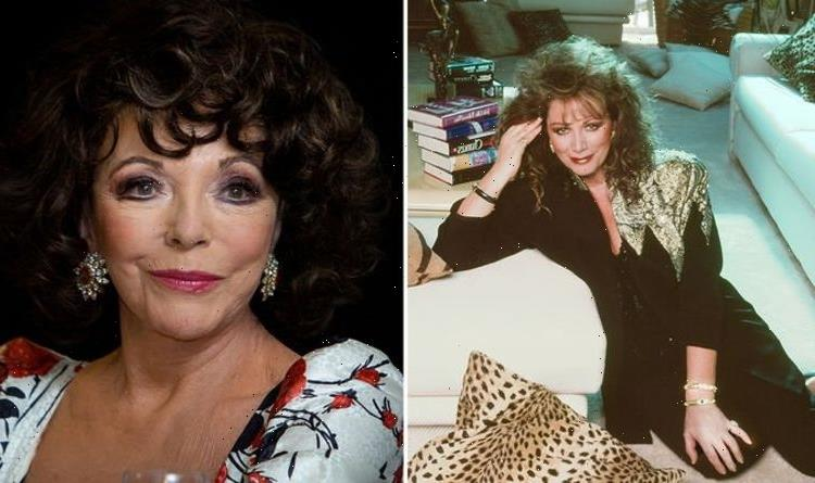Jackie Collins: Was romance novelist Jackie Collins related to Joan Collins?